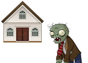 House and zombie