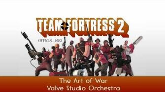 Team Fortress 2 Soundtrack The Art of War