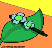 PvZFF- Marigold's Hairpin