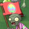 Easter flag Zombie