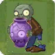 Vase Zombie