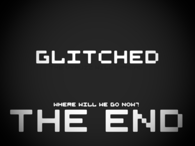 GlitchedTHEEND