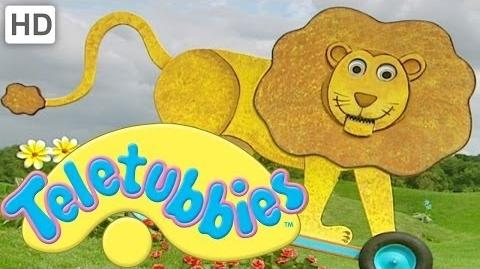 Teletubbies Magical Event- The Lion and the Bear - Clip