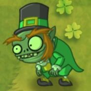 Fainted Leprechaun