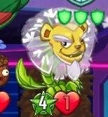 2 traits dandy lion king
