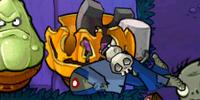 Skeleton Demon Zombie