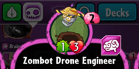Zombot Drone Engineer