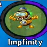 Receiving Impfinity