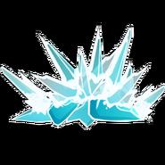 Ice World card