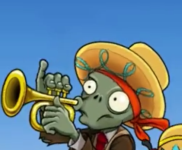 File:Close-up of the Trumpet-Playing Zombie.png