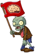 HD Flag Zombie