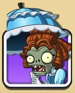 Parasol Zombie's icon