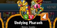 Undying Pharaoh