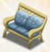 Lawn sofa
