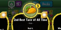 2nd-Best Taco of All Time