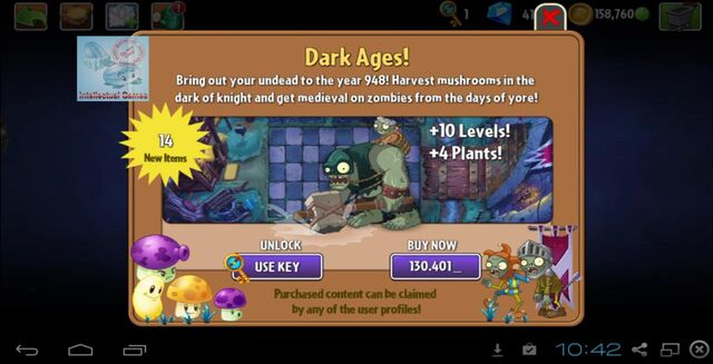 File:Dark Ages Night 1 Sun Shroom - Plants vs Zombies 2 update Map 5-17-10-41-.JPG