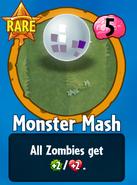 Receiving Monster Mash