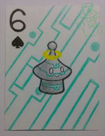 File:Plants of playing CARDS:Spade 6.png
