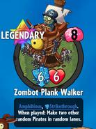 Receiving Zombot Plank Walker new