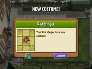 Red Stinger's Second Costume Piñata Party