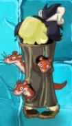 Buttered Weasel Hoarder Bark