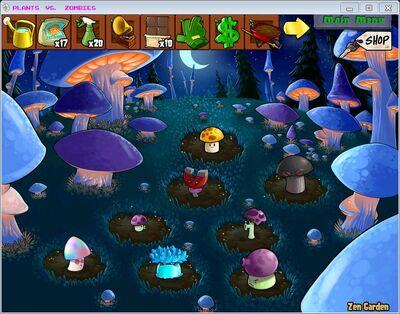 My Mushroom Garden