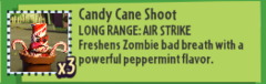 Candy Cane Shoot Stickerbook Description