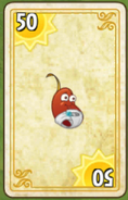 Chili Bean Costume Card2