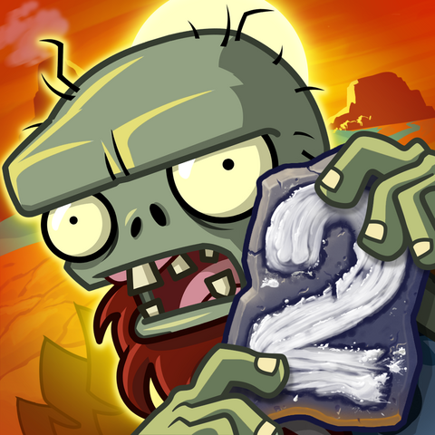 File:Plants Vs. Zombies™ 2 It's About Time Square Icon (Versions 4.2.1).png