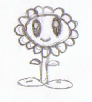 File:Potentionally creepy sunflower by itsleo20 intended to be adorable.png