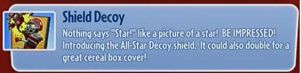 Shield Decoy