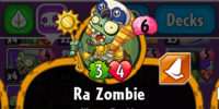 Ra Zombie (PvZH)/Gallery