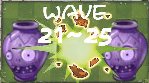 Vasebreak Endless Wave 21 ~ 25