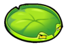 HD Lily Pad by Uselessguy