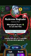 Mushroom Ringleader stats