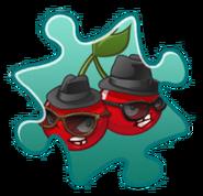 Cherry Bomb Costume Puzzle Piece