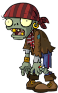 HD Pirate Zombie