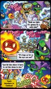 Impfinity's Wild Ride new second comic strip