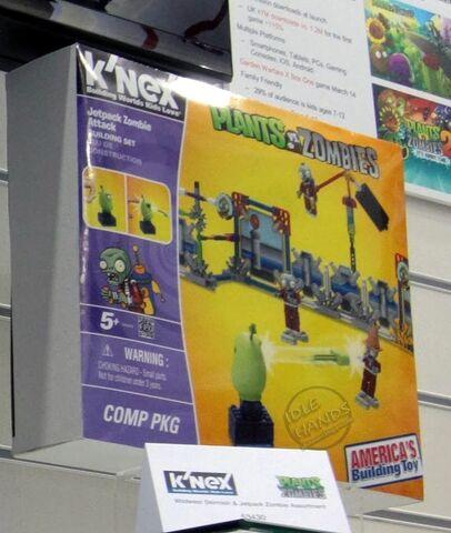 File:Toy Fair 2014 KNEX Plants Vs Zombies 13.jpg