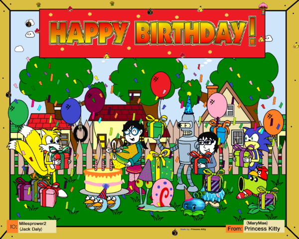 File:Birthday Banner to Milesprower2 by Princess Kitty.png