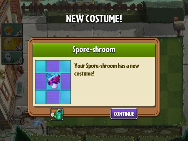File:Getting Spore-shroom's Second Costume.jpg