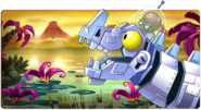 Jurassic Marsh Boss Level Preview Image