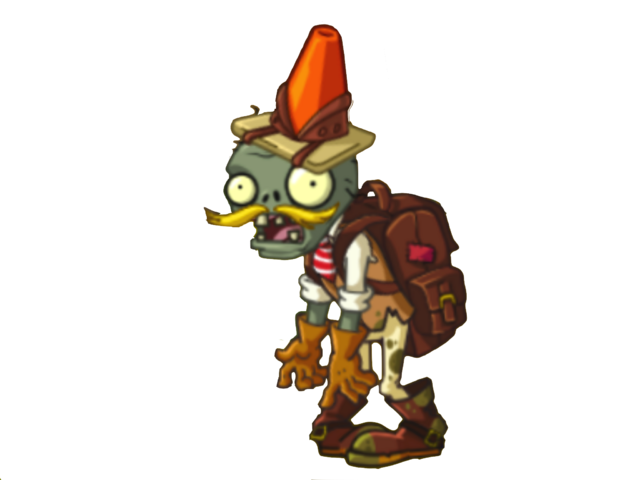 File:Adventurer Conehead Zombie.PNG