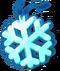 Snowflake PendantHD