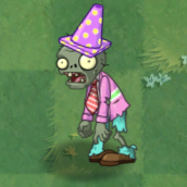Easter Conehead Zombie