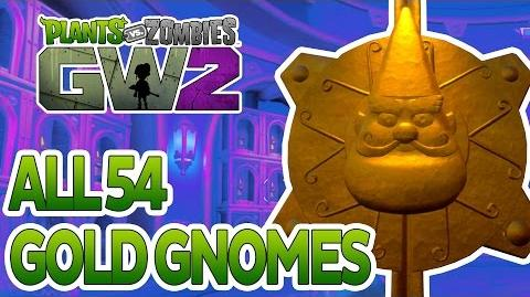 Plants Vs Zombies Garden Warfare 2- All 54 Golden Gnome Locations (by Somewhat Awesome Games)