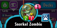 Snorkel Zombie (PvZH)