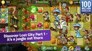 Weird PvZ2 Lost City info pic