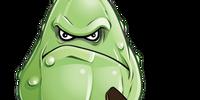 Squash Zombie