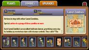 Camel Zombies Almanac Entry